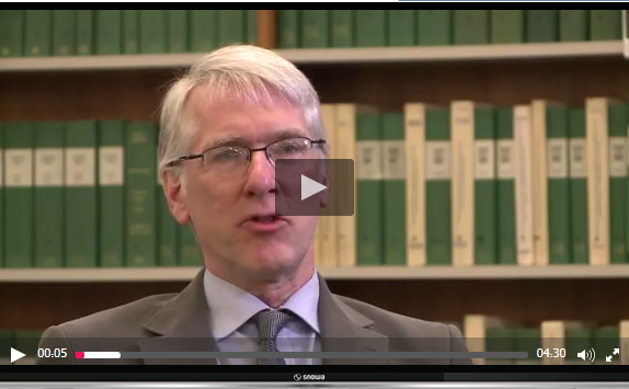 Photo of WHO: Health and human rights – interview with Professor Paul Hunt