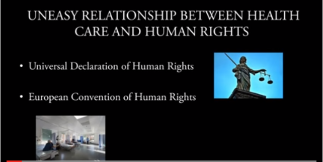 Photo of Human Rights and Health Care Law