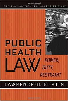 Photo of Public Health Law: Power, Duty, Restraint