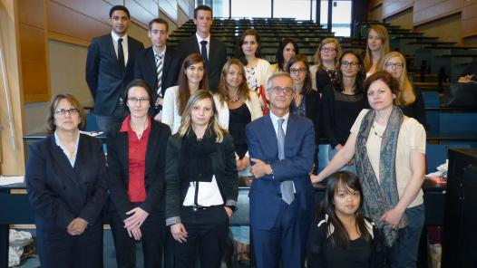 Photo of Conférence sur le droit des sciences de la vie et droit pharmaceutique