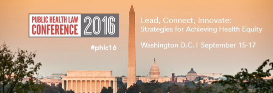 Photo of ۲۰۱۶ Public Health Law Conference: Lead, Connect, Innovate: Strategies for Achieving Health Equity