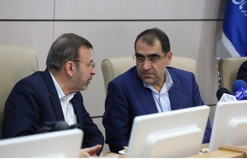 Photo of پرونده سلامت الکترونیک روی میز ۳ وزیر