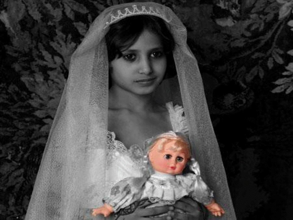 Photo of Child brides, sufferers of the lost childhood