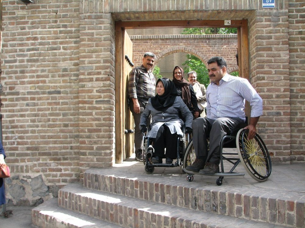 Photo of 'More accessible sidewalks and crosswalks for people with disabilities'
