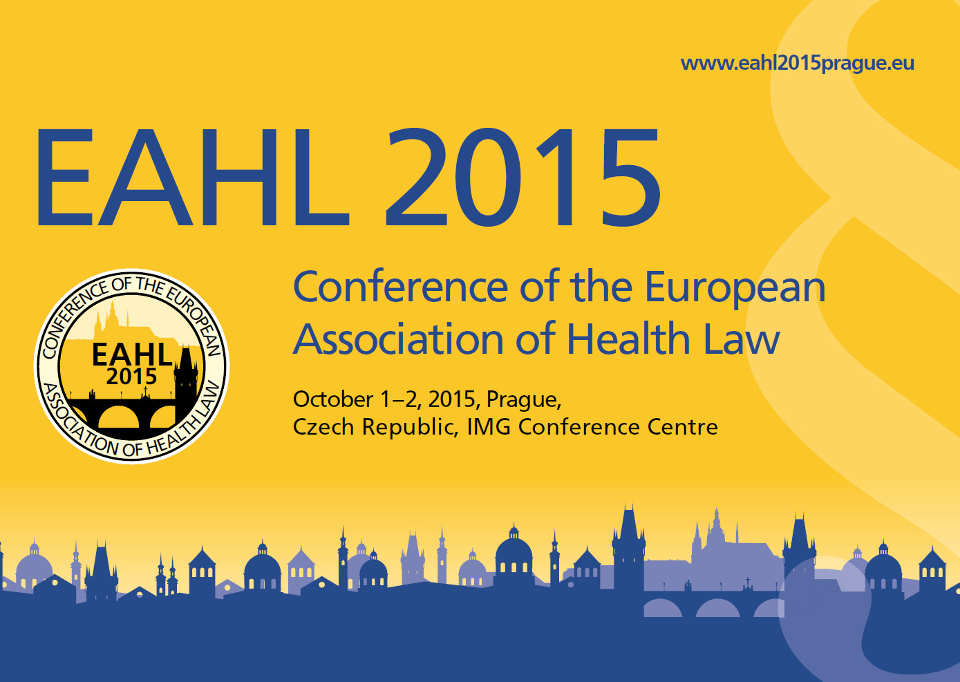 Photo of Conference of the European Association of Health Law 2015