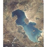 Photo of موج امید در دریاچه ارومیه