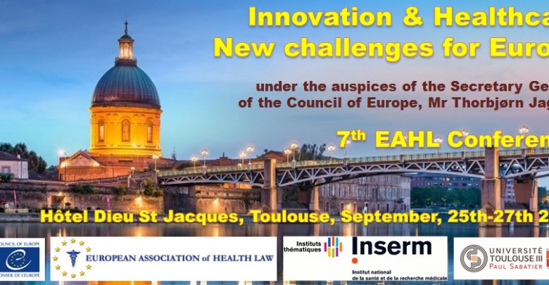 Photo of ۷th European Conference on Health Law  Innovation & Healthcare New challenges for Europe