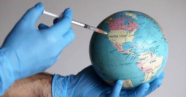 دسترسی به واکسن کرونا
